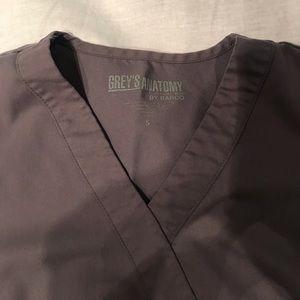 Grey's Anatomy Tops - Grey's Anatomy scrub top